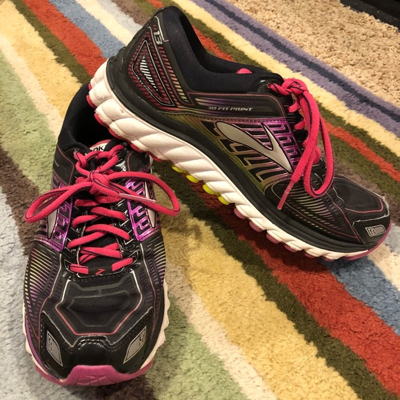 a50b68c5a9f Brooks Shoes - Brooks glycerin 13 running shoe size 8w